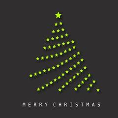 christmas tree - merry christmas