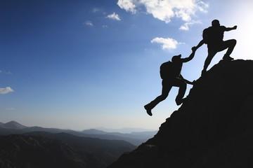 Yardımlaşmak ve Birlikte Hedefe Ulaşmak