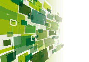 背景 デジタル(緑)