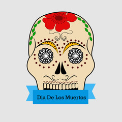 Day of the Dead background