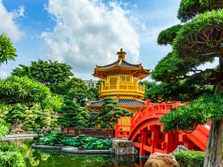 Chi Lin Temple