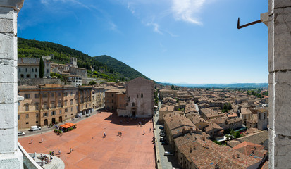 Gubbio - Umbria - Italy