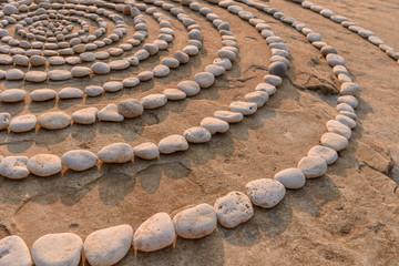 Rings of stones