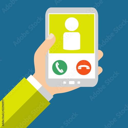 """Verhüten Mit Dem Smartphone: """"Anruf Mit Dem Smartphone"""" Stockfotos Und Lizenzfreie"""