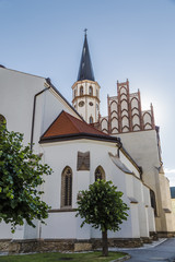 Cathedral of St Jacob in Levoca