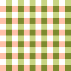 Watermelon shades in seamless checkered background pattern