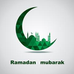 illustration of Ramadan (Generous Ramadan) background