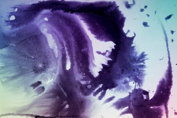 dark spreads ink stains