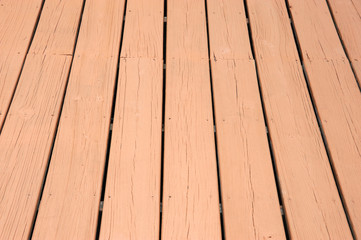 painted old wood deck background