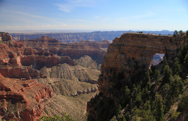 Grand view point overlook, Canyonlands NP