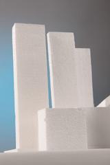 polystyrene buildings