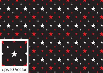Star background patterns