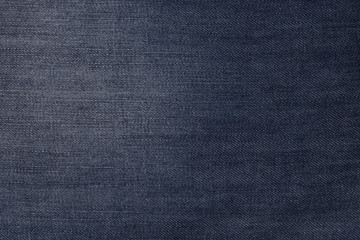 Texture of blue denim jeans background