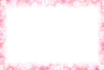 梅 春 年賀状 背景
