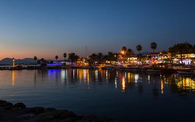 resort town, side Antalya