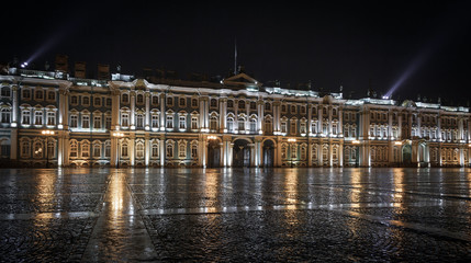 St. Petersburg, the Winter Palace