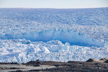 Ilulissat at the Glacier Sermeq Kujalleq, Greenland