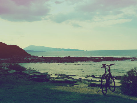 Bidart France Litoral Bike Route