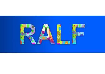 Vorname Ralf, Grafik