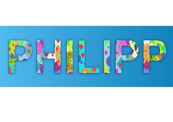 Vorname Philipp, Grafik