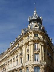 Immeuble d'angle à Montpellier (France)