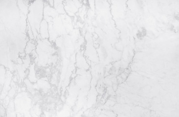 White marble patterned texture background in natural patterned f