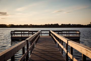 Porch Lake Calhoun Minneapolis