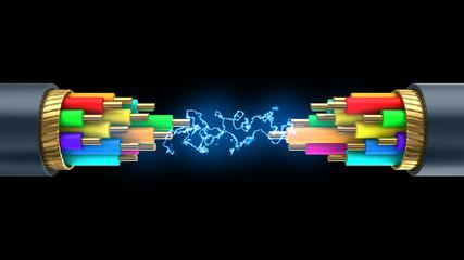 cable break  energy