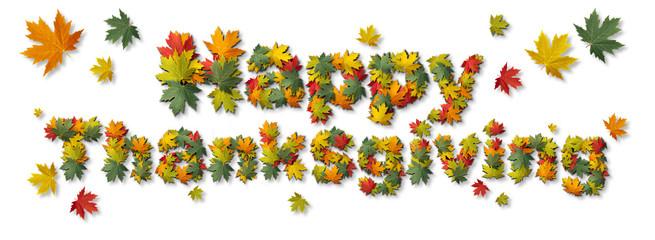 Happy Thanksgiving Autumn