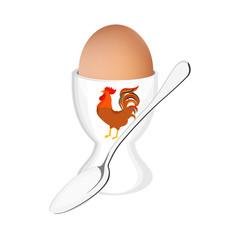 Egg and holder