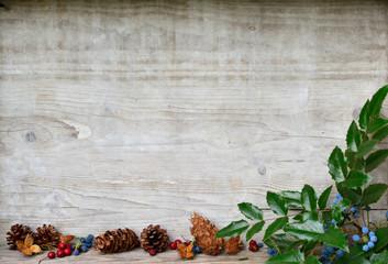 Weihnachten Holz Hintergrund Natur weiß