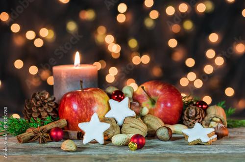 weihnachtsstimmung lichter weihnachten advent hintergrund. Black Bedroom Furniture Sets. Home Design Ideas