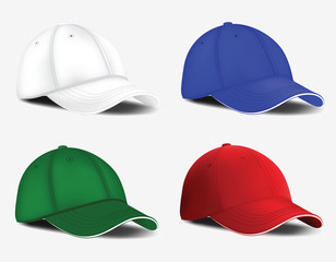 Baseball caps for your design