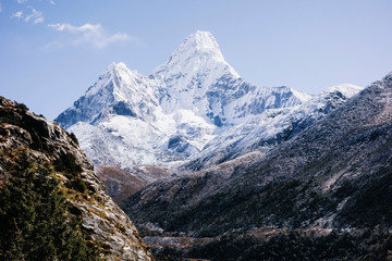 Mount Everest Trek, Nepal
