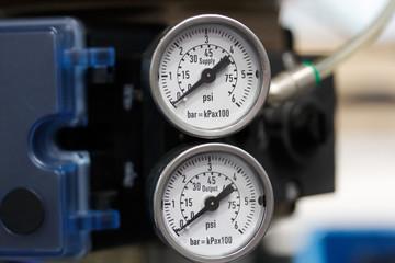 air pressure manometers