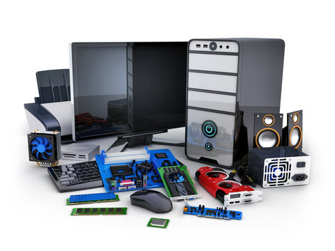Computer and part