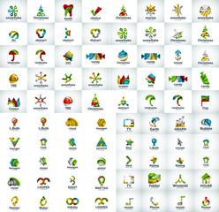 Logo mega collection