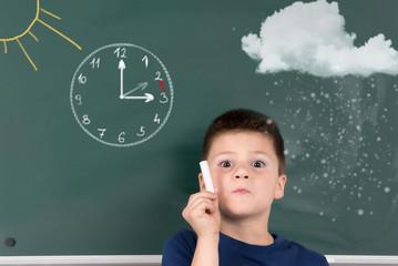 Zeitumstellung macht Schülern zu schaffen.