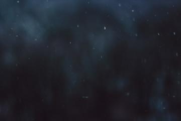white snowflakes. Abstract photo