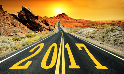 Road to New Year 2017