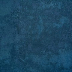 blue abstract background. Vintage cement texture