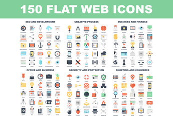 Web Icons Set 01