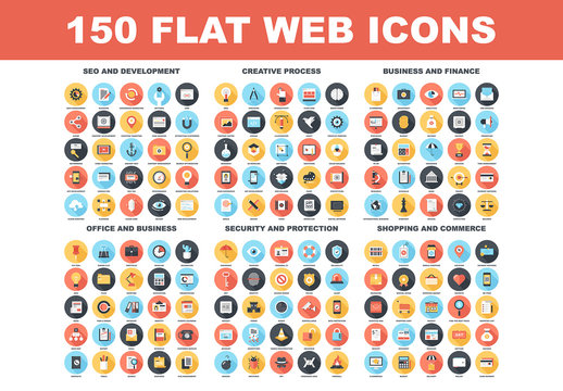 Web Icons Set 04