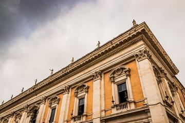 Le Capitole de Rome