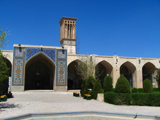 Ganj Ali Khan hammam (bath house) in Kerman, Iran