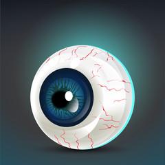 games icon,Halloween,Halloween eyeball vector symbol,