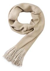 scarf isolated on white back ground