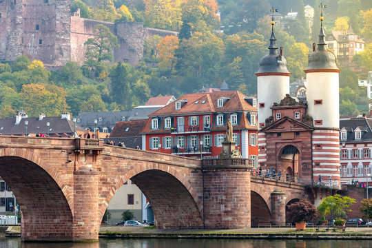 Heidelberg city in germany