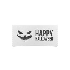 Happy Halloween Party Ticket Design