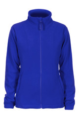 Fototapeta Blue sweatshirt fleece obraz